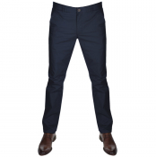 Farah Vintage Elm Chino Trousers Navy